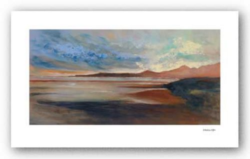 Evening Vista II by Anne Farrall Doyle