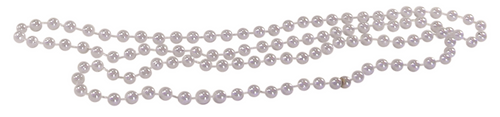 Girl's Dress Up Faux Pearl Necklace