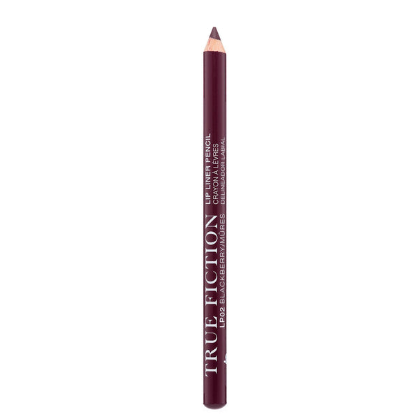 Lip Liner Pencil, Blackberry LP02 - truefictioncosmetics.com