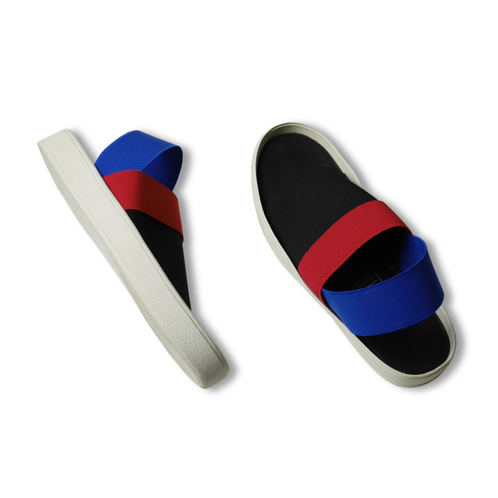 G-elastic Sandals Colored
