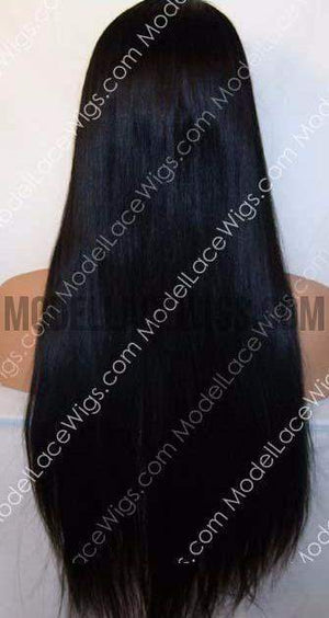 Full Lace Wig (Haile) Item#: 707-Model Lace Wigs and Hair