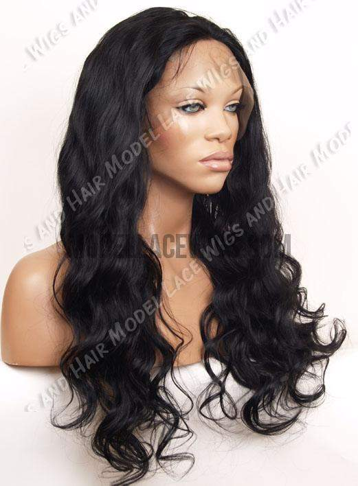 Full Lace Wig (Narda) Item#: 686-Model Lace Wigs and Hair
