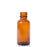 Boston Round Bottle - 30ml Amber