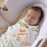 Native Muslin Swaddle