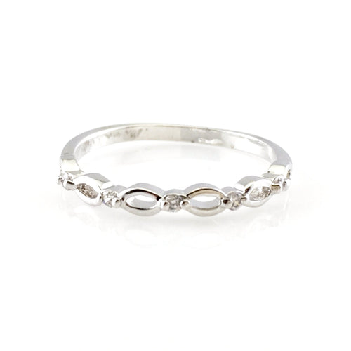 Simple Oval Ring, Rings - www.thestoneflower.com