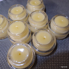 Winter lip balm (with chamomile)
