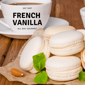 Fresh Roasted - French Vanilla Coffee