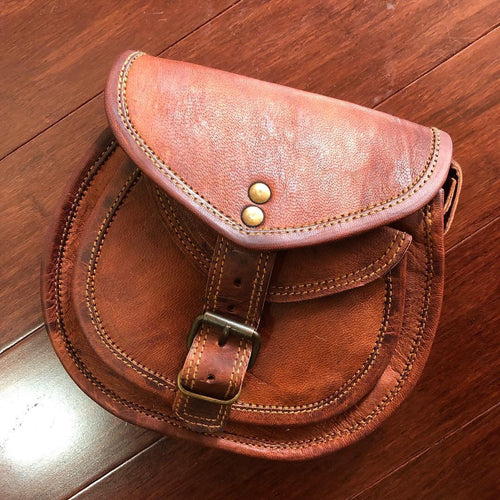Small Handbag Saddle Bag