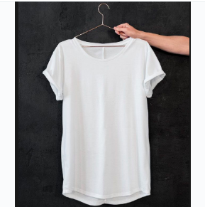 Creating a Capsule Wardrobe: The Perfect White Tee Found!
