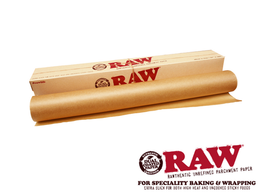 RAW Unrefined Parchment Paper - 400 mm x 15 m