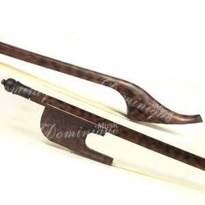D Z Strad Cello Bow - Baroque Style - Snakewood Bow