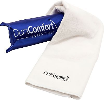 "DuraComfort Essentials Deluxe Large Anti-Frizz Microfiber Hair Towel - Ultra Absorbent & Lightweight - Instant-Dry Technology - For Straight, Curly & Wavy Hair - 41"" x 19"""