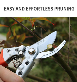 Good News -- Quality Secateurs at an Affordable Price! Easy to Use Garden Pruners, shears, clippers, snippers, Scissors For all Gardeners - Garden Gift Hub