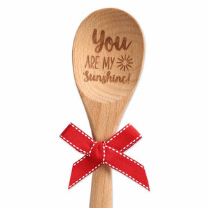 You Are My Sunshine Sentiment Spoon
