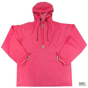 CORAL YOUTH RAINCOAT-SM