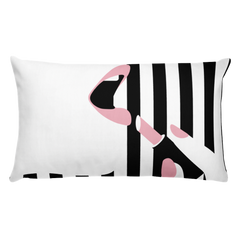 LADY LIPS Basic Pillow