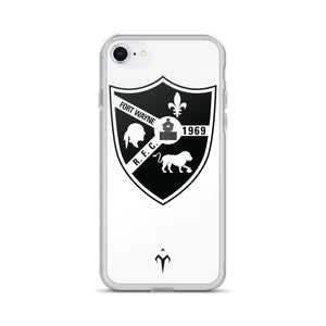 Fort Wayne Rugby Black iPhone Case