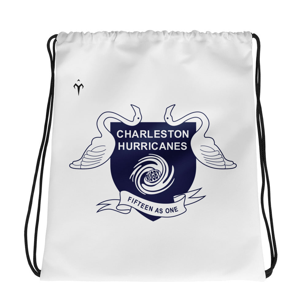 Charleston Hurricanes Rugby Drawstring bag