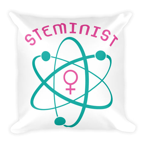 STEMINIST – Square Pillow