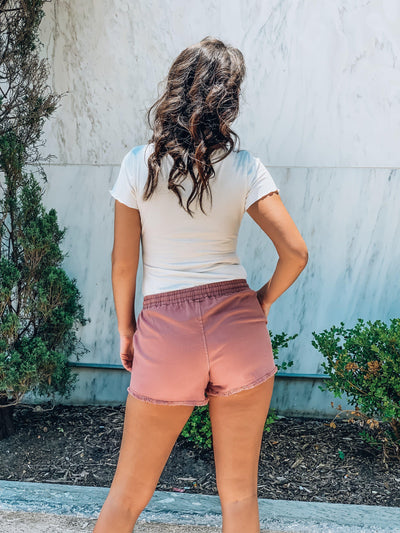 Vacation Mode Shorts-Women's Bottoms-New Arrivals-Runway Seven