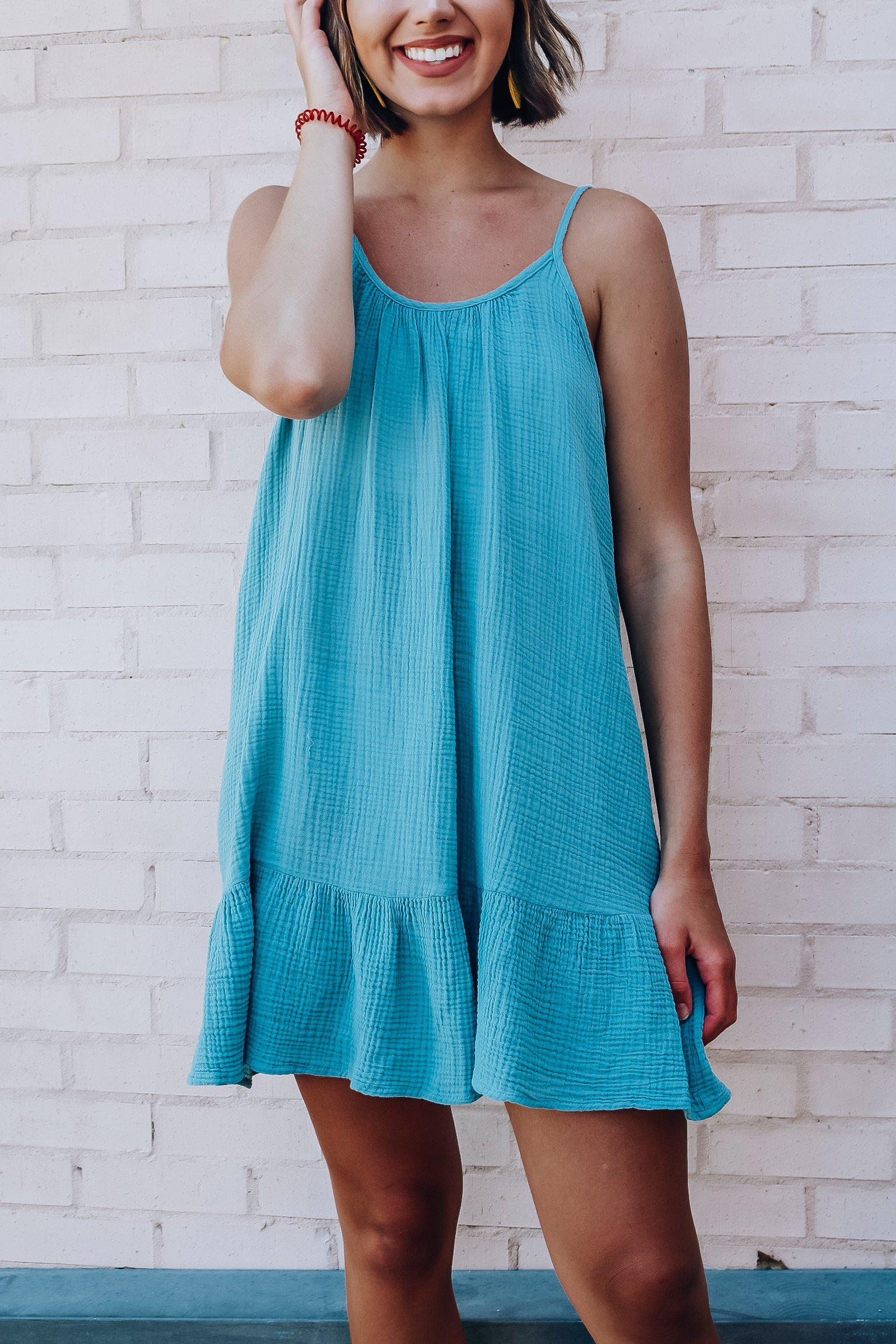 Farmers Market Dress-Women's DRESS-New Arrivals-Runway Seven