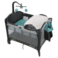 Pack Napper e trocador portátil Graco Pack 'n Play Playard