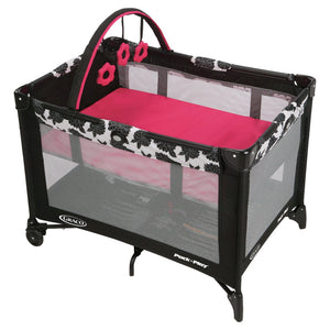 Pacote Graco e Play Playard On The Go