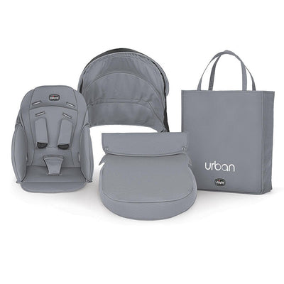 Kit Assento Urban - Cinza - Chicco
