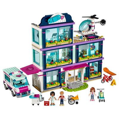 Hospital LEGO Friends Heartlake