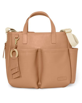 Skip Hop Greenwich Simplesmente Chic Caramelo Tote