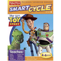 Jogo Toy Story - Smart Cycle - Fisher Price