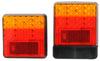 Industrial Lighting Tail Lamps