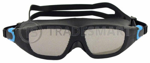 Safe-Eyes Safety Goggles - Blue XL version