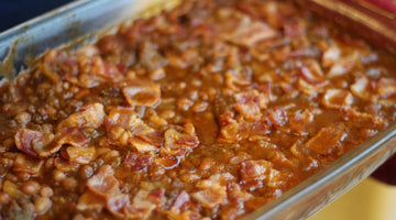 Baked Beans with Green Chiles