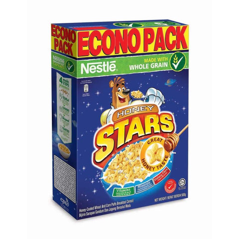 Honey Stars Econo Pack -Nestle 10X500G Cereal