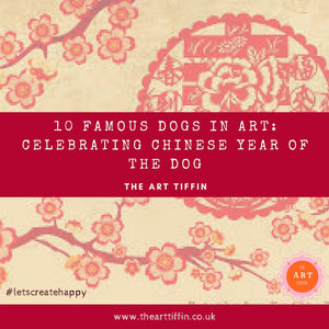10 Famous Dogs in Art: Celebrating Chinese Year of the Dog