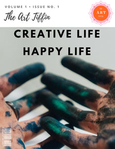 Creative Life, Happy Life E-zine
