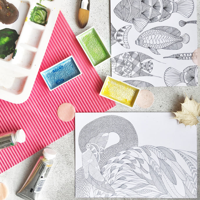 February 'Paint Your Way to Spring' Cruelty-Free Subscription Box
