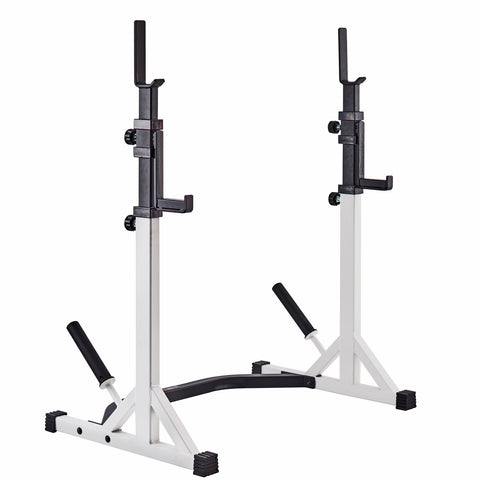York Barbell FTS Press Squat Stand