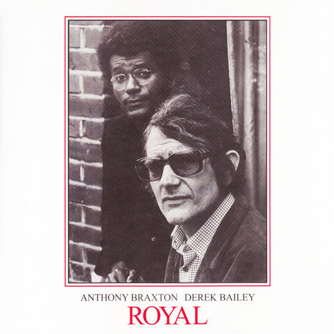fusetron BAILEY/ANTHONY BRAXTON, DEREK, Royal