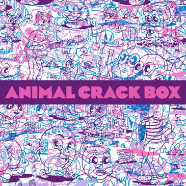 fusetron ANIMAL COLLECTIVE, Animal Crack Box