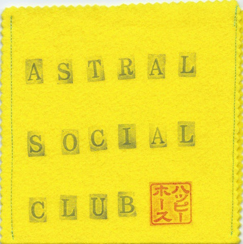 fusetron ASTRAL SOCIAL CLUB, Happy Horse
