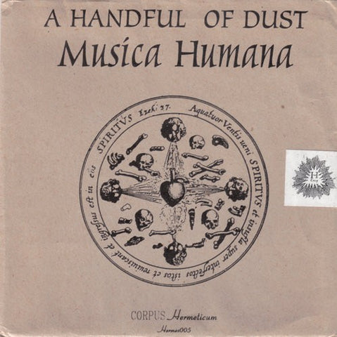 fustron A HANDFUL OF DUST, Musica Humana