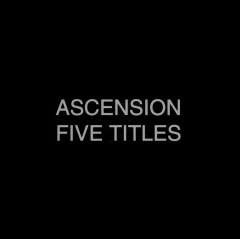 fustron ASCENSION, Five Titles