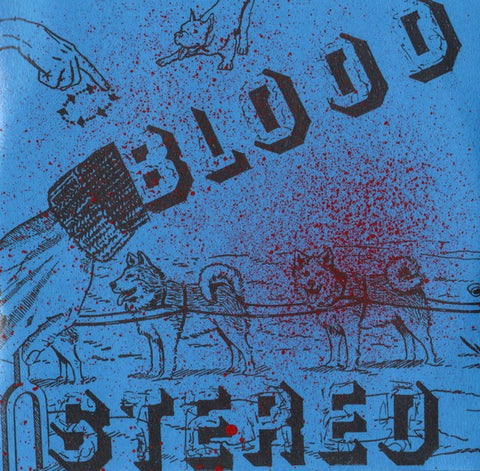 fustron BLOOD STEREO, Live at Sonic Protest