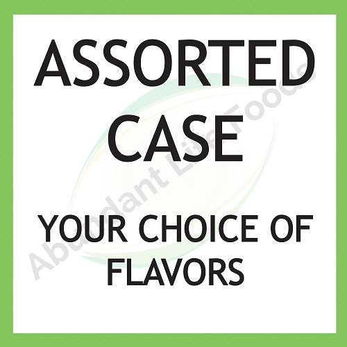 Sugar Free Assorted Dry Flavoring Syrup Mix Case