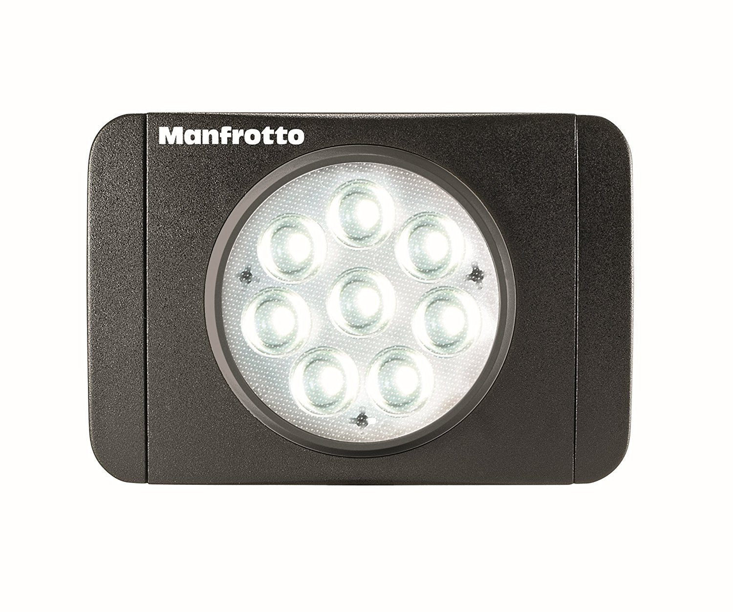 Lámpara Manfrotto Serie Lumie de 8 Led's (MLUMIEMU-BK)