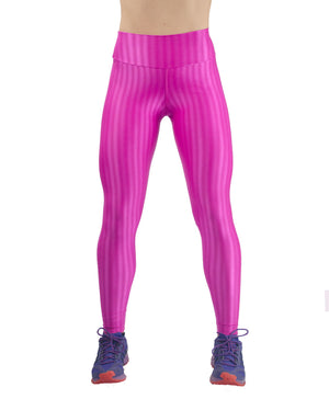 Rosa Cirre Leggings - women yoga clothes beBrazil
