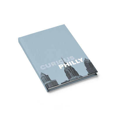 Curious Philly, Skyline Hardcover Journal