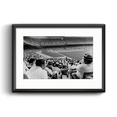 Connie Mack Stadium, 1965 Framed Print with Mat